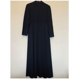St. John Collection Santana Knit Long Dress - 8